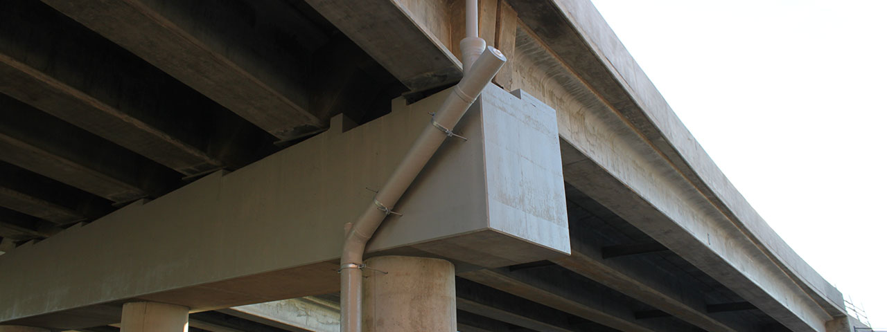 Contact Bridge Drain Pipe